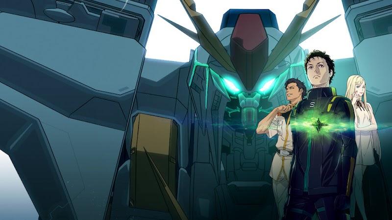 Mobile Suit Gundam Hathaway :  One of The Best Gundam Movie