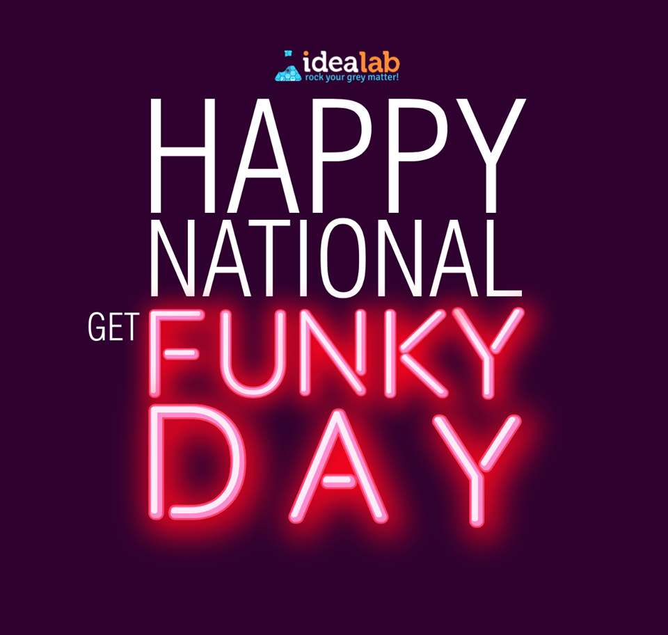 National Get Funky Day Wishes Unique Image