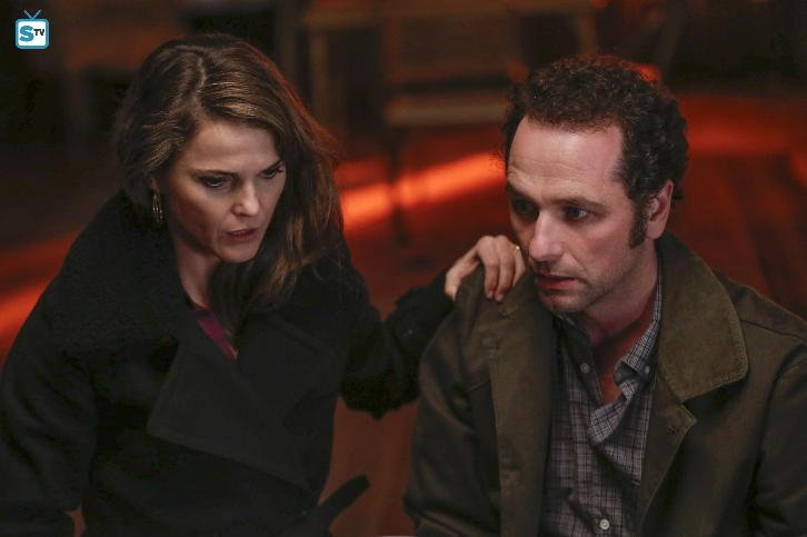 The Americans - Experimental Prototype City of Tomorrow - Advance Preview