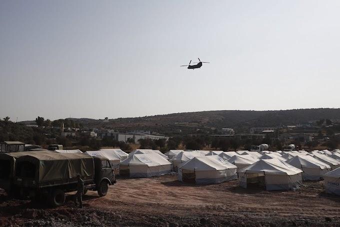 Ólommal mérgezett vízből ihattak több ezren a görög menekülttáborban