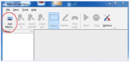 Add files video