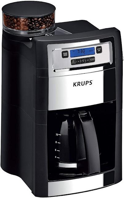 KRUPS Grind &Brew Coffee Maker