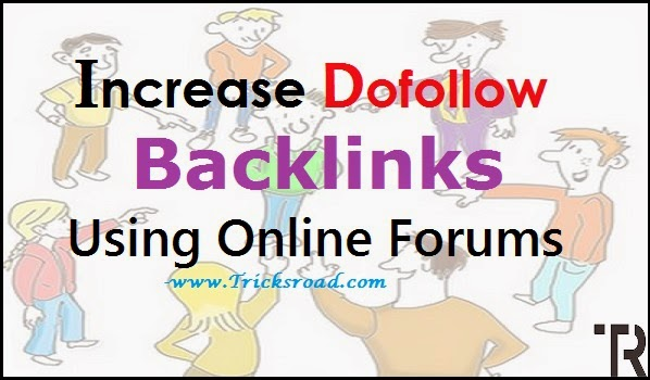 How to increase dofollow backlinks
