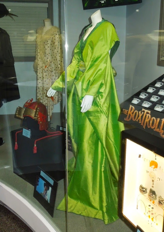 Green Witch film costume 47 Ronin