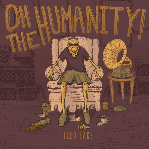 """Oh The Humanity! stream new song """"Sinking"""""""