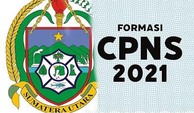 Jumlah Formasi CPNS 2021 Sumatera Utara Silahkan cek Kabupaten Anda !!!