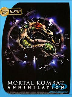 Mortal Kombat Aniquilacion [1997] HD [1080p] Latino [GoogleDrive] SilvestreHD