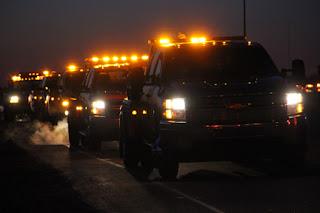 Amber Light Bars for Non-Emergency Vehicles