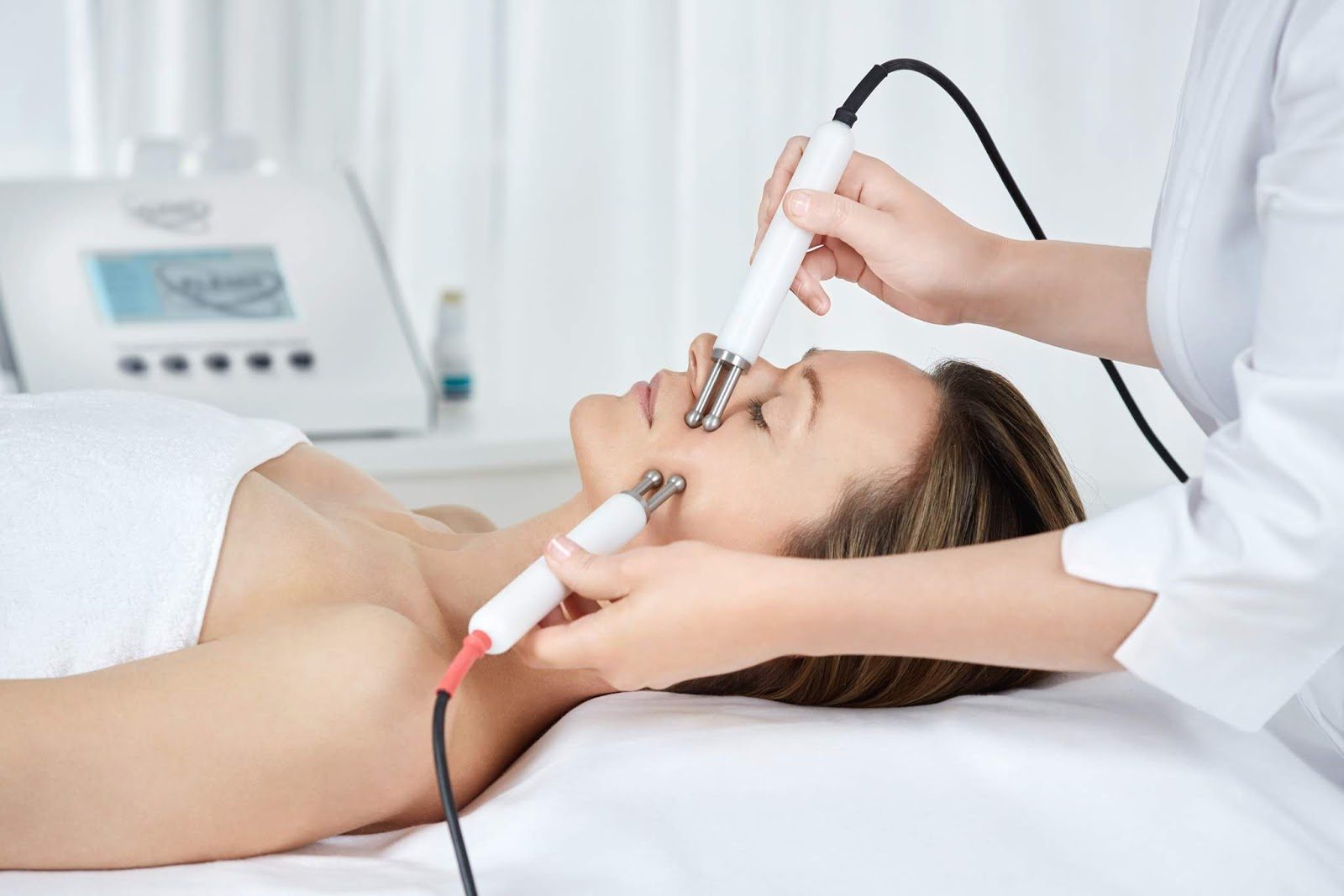 Elemis Micro Current Treatment at Matfen Hall Spa