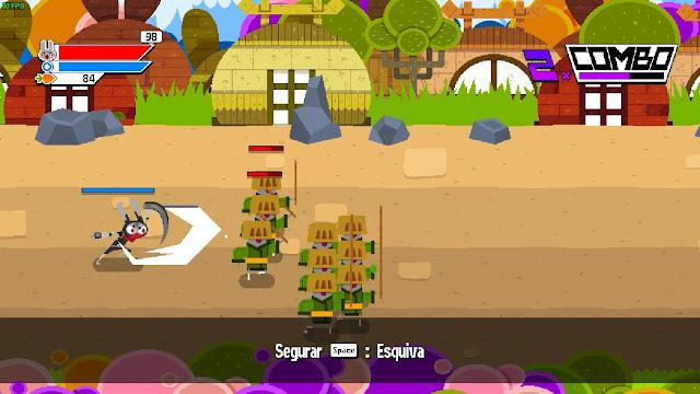 desenho-animação-birdo-studio-cartoon-network-pocket-trap-game-jogo-ninjin-steamplay-steam-proton-linux-ubuntu