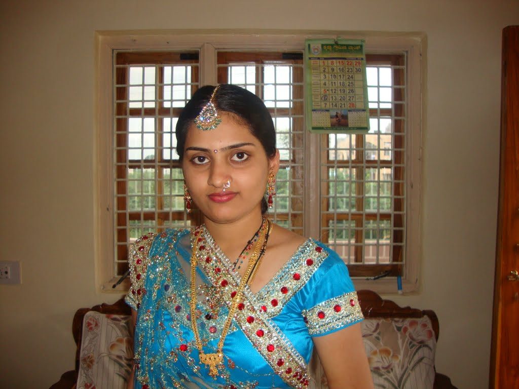 Hot Local Girls Photos Collection Mallu Aunty Wearing -8163