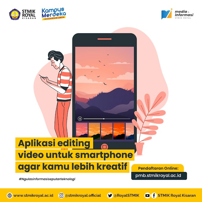 Aplikasi Editing Video untuk Smartphone