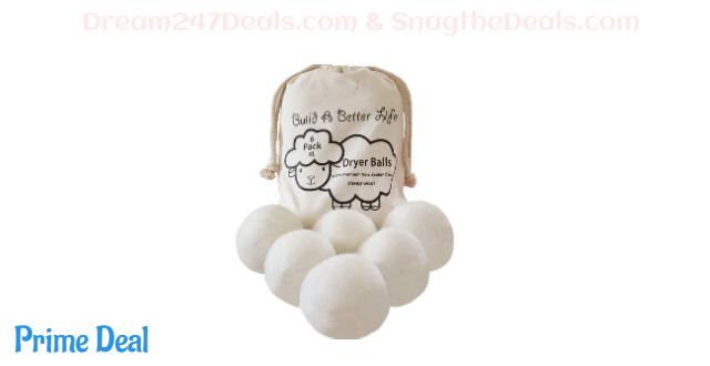 Wool Dryer Balls 30%OFF
