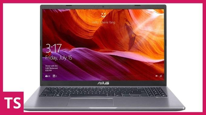 Asus VivoBook M515DA laptop.