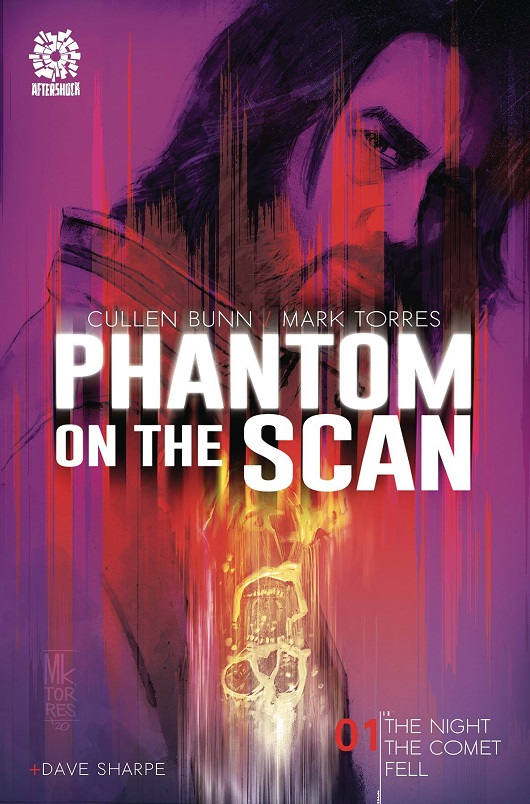 Cover of Phantom on the Scan #1