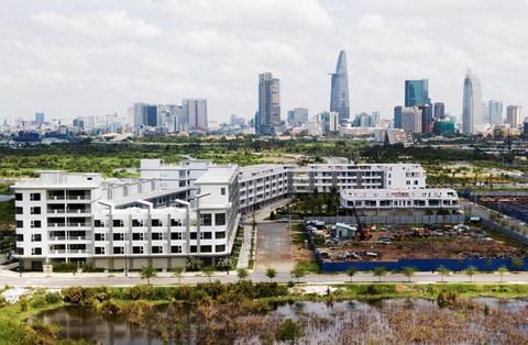 Cận cảnh các dự án sai phạm ở khu đô thị Thủ Thiêm ảnh 12