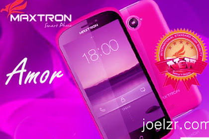 Firmware Maxtron Amor MT6572 Tested Gratis
