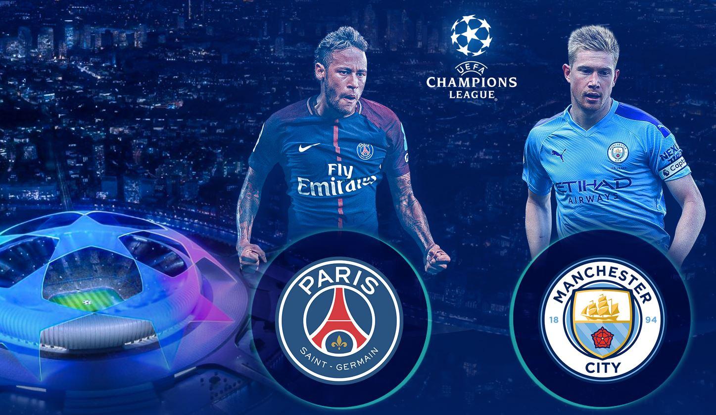 PSG - Manchester City prijenos uživo