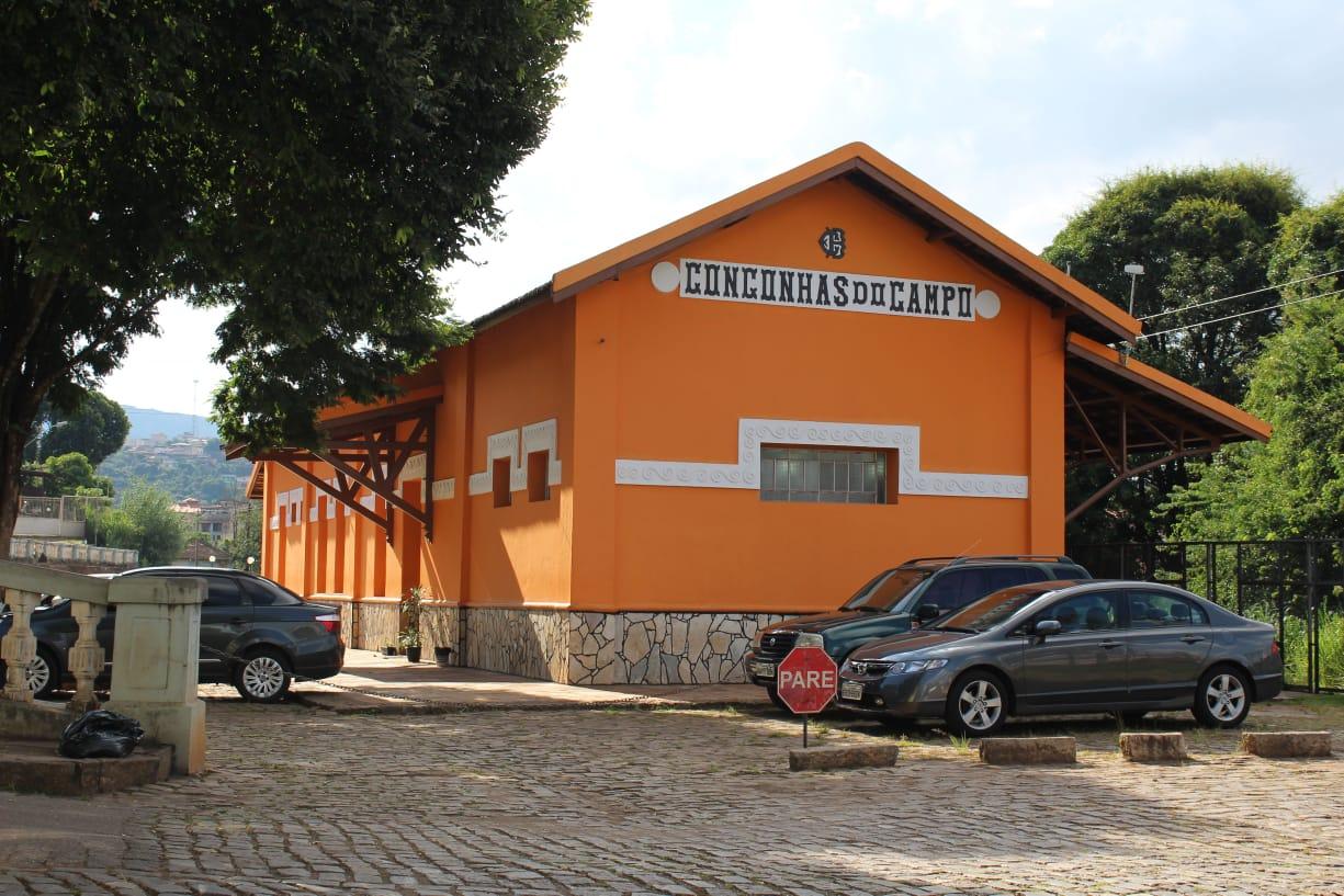 Estação Ferroviária de Congonhas