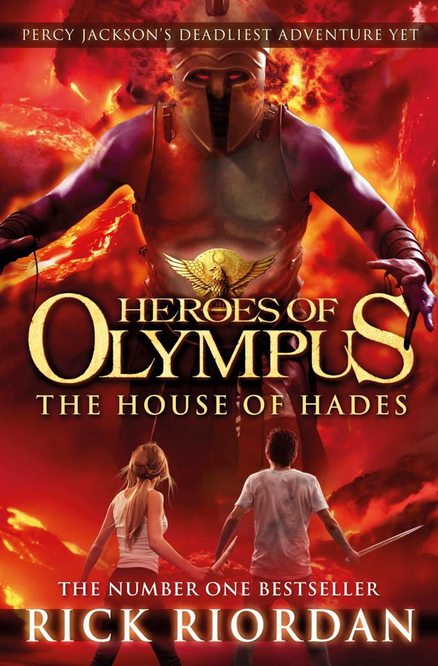 House of Hades cover UK