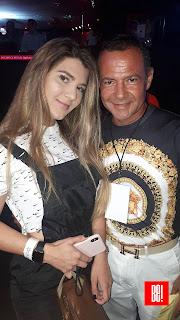 Deborah Diamante y Lacho Filigrana.