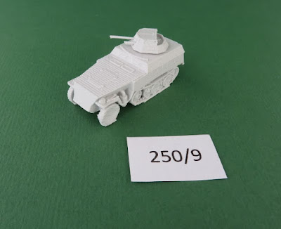 Sd Kfz 250/1 to 11 picture 3