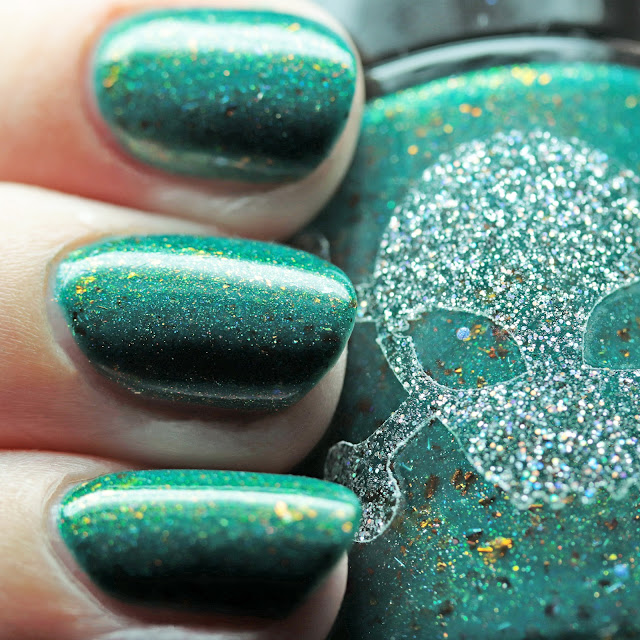 Necessary Evil Polish Diamonds Are A Girl's Best Friend