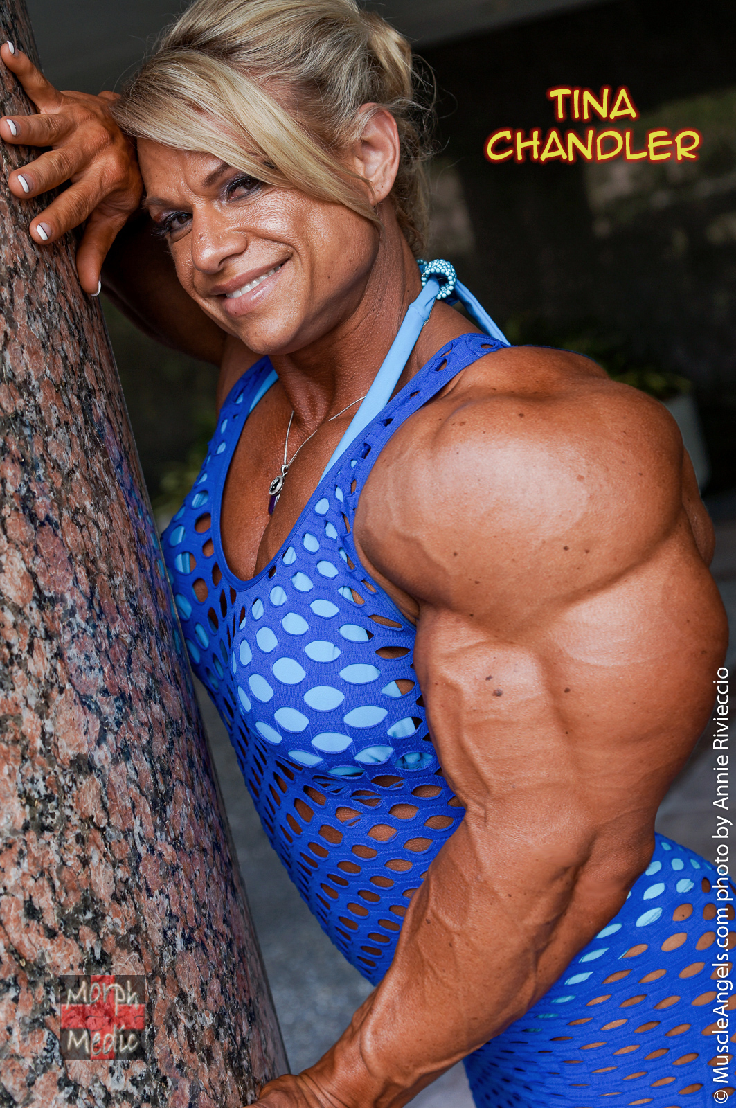 Female Muscle Photos 88