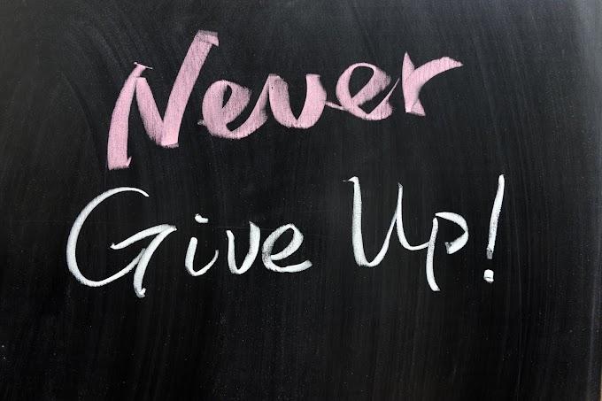 Puisi: Jangan Menyerah