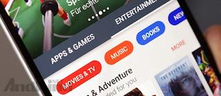 Cara mengatasi masalah jaringna pada aplikasi Playstore Android