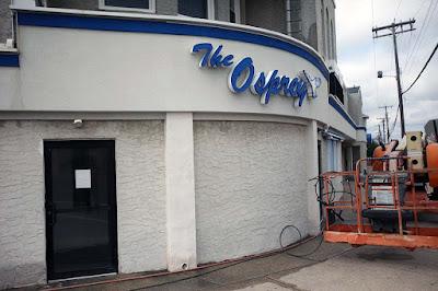 The Osprey Hotel club