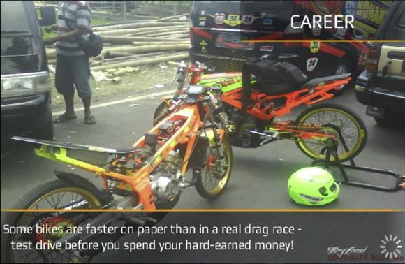 teman semuanya kembali lagi dengan admin  Download Game Drag Bike 201M Indonesia Mod Apk Android Terbaru 2018