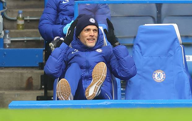Thomas Tuchel's Reaction After Winning First With Chelsea