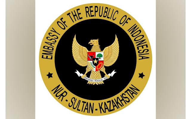 Informasi lowongan kerja terbaru kali ini berasal dari KBRI Nur Seleksi Penerimaan Calon Pegawai Honorer KBRI Nur-Sultan Tahun Anggaran 2019