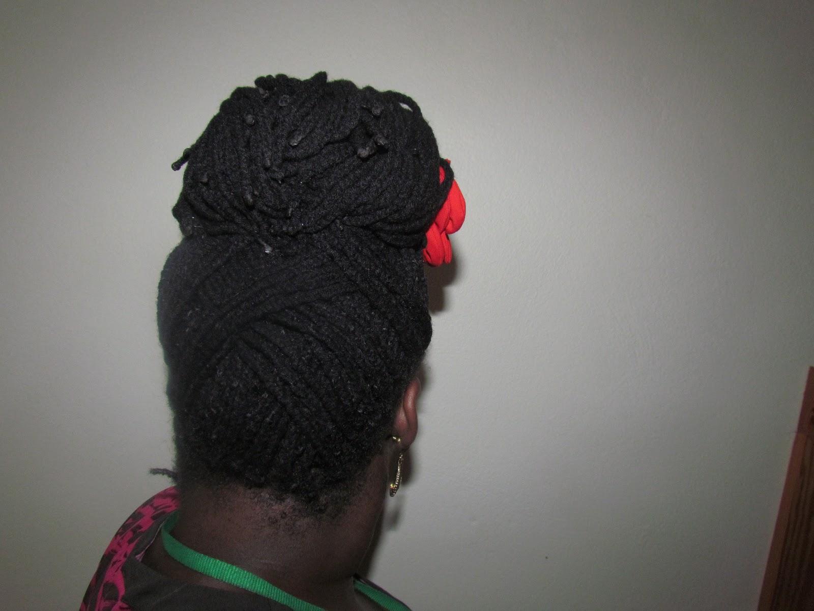 Yarn Braids Hairstyles: Hairstyles: Simple Yarn Braid Hairstyles