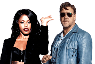Azealia Banks Russell Crowe Racist Comments