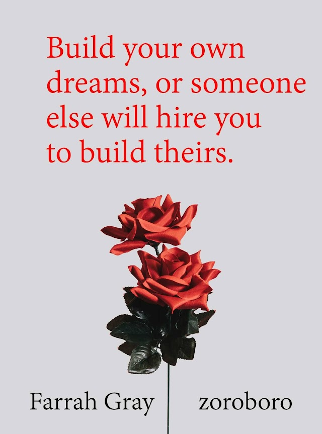 Motivational Quotes on Dream, Live, Fears and Life. Short Success Quotes, Status and Saying