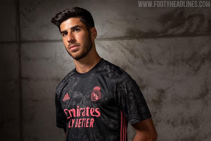 Real Madrid 20 21 Third Kit Released Footy Headlines