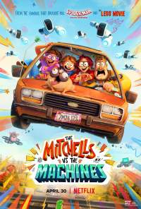 The Mitchells vs. the Machines 2021 Hindi Full Movies Dual Audio 480p