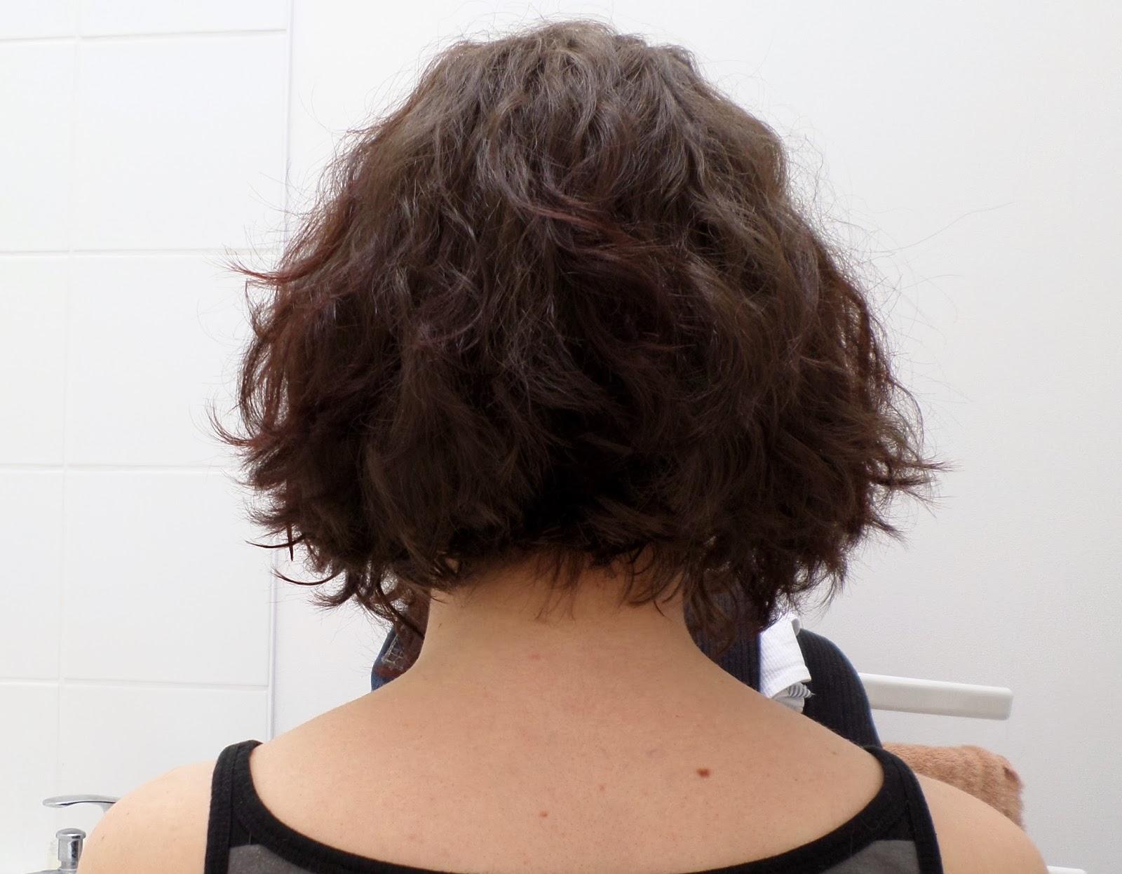 Les carnets de tin viel tutoriel se couper les cheveux - Coupe carre plongeant 2014 ...
