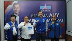 """Tiga Partai Politik """" Dukung Pasangan Bakal Calon SADAR """" Untuk Merebut Kemenangan di Pilkada Kabupaten Tojo Una una."""