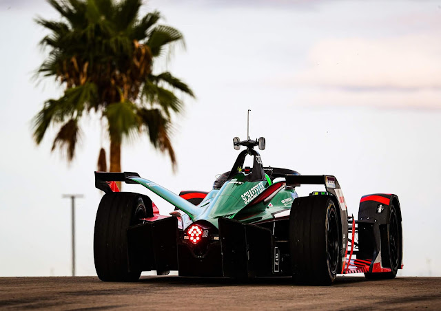 Audi apresenta o FE06 e-Tron para a Fórmula E 2019/2020