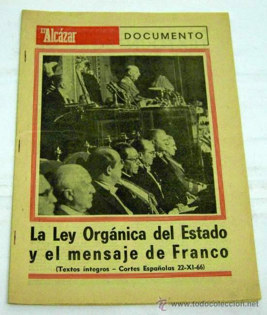 Ley Orgánica del Estado 1967