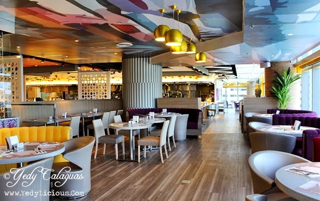 Spacious and Beautiful Interior at Vikings Buffet SM Megamall