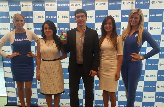 GALAXY GRAND PRIME - SAMSUNG Y ENTEL