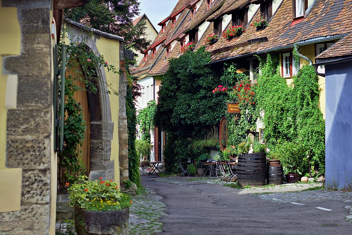 Eindrücke aus Rothenburg ob der Tauber (2)