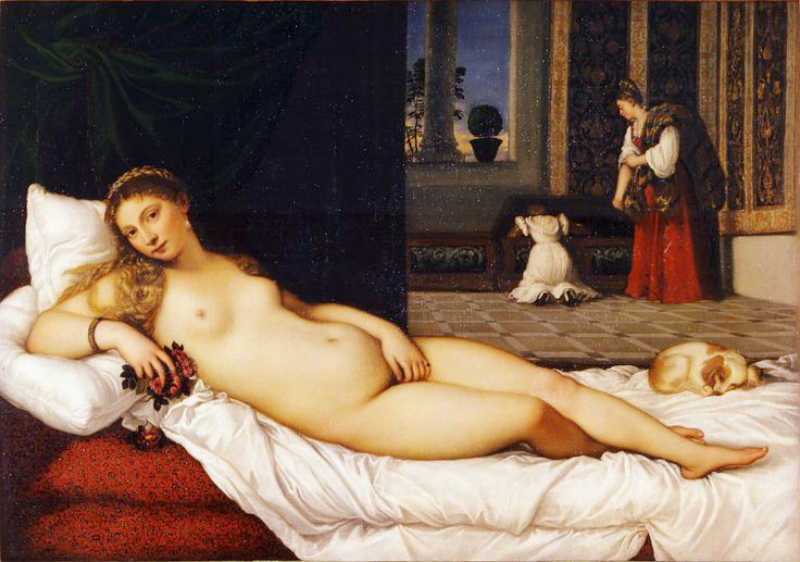 erotização naturalismo