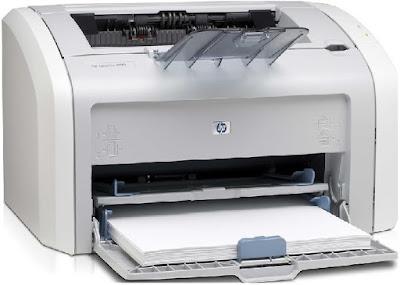 HP Laser-jet 1020 Printer driver
