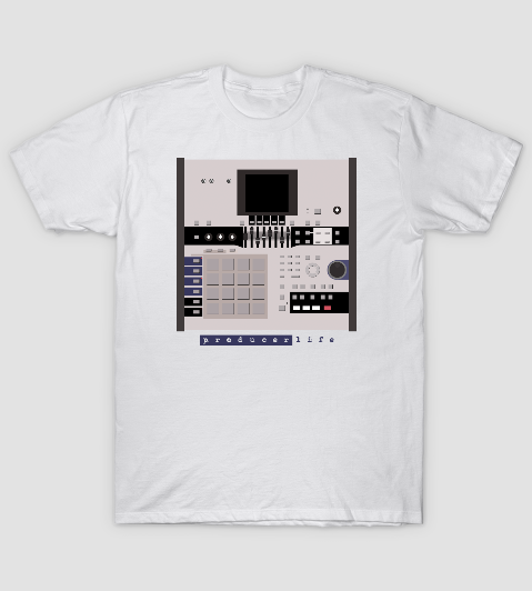 Iconic Beat Machine Series #42 Tee