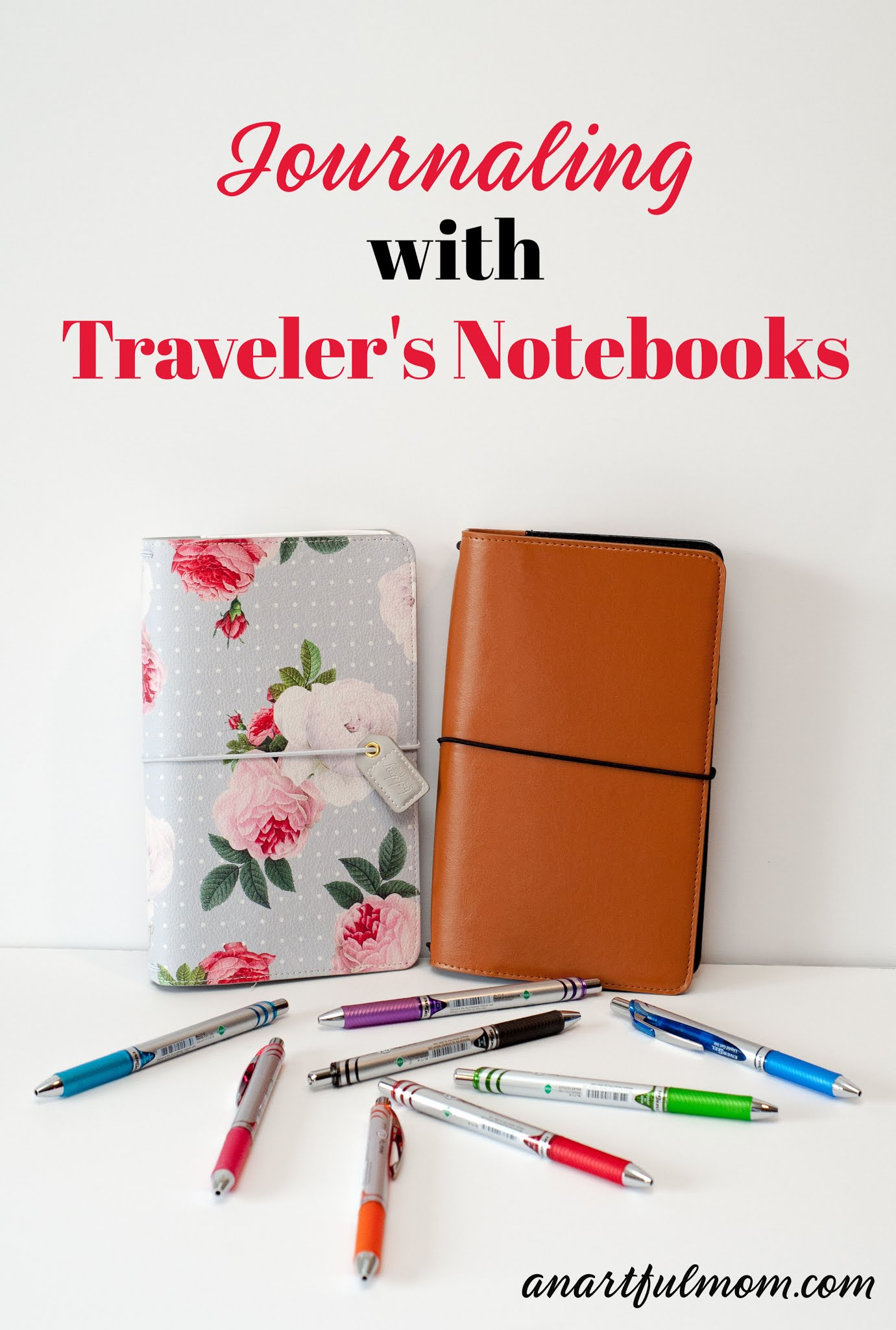 How to use a traveler's notebook